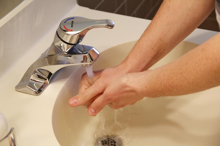 L'hygiène des mains est essentielle