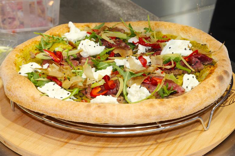 Pizza: les trucs de pro